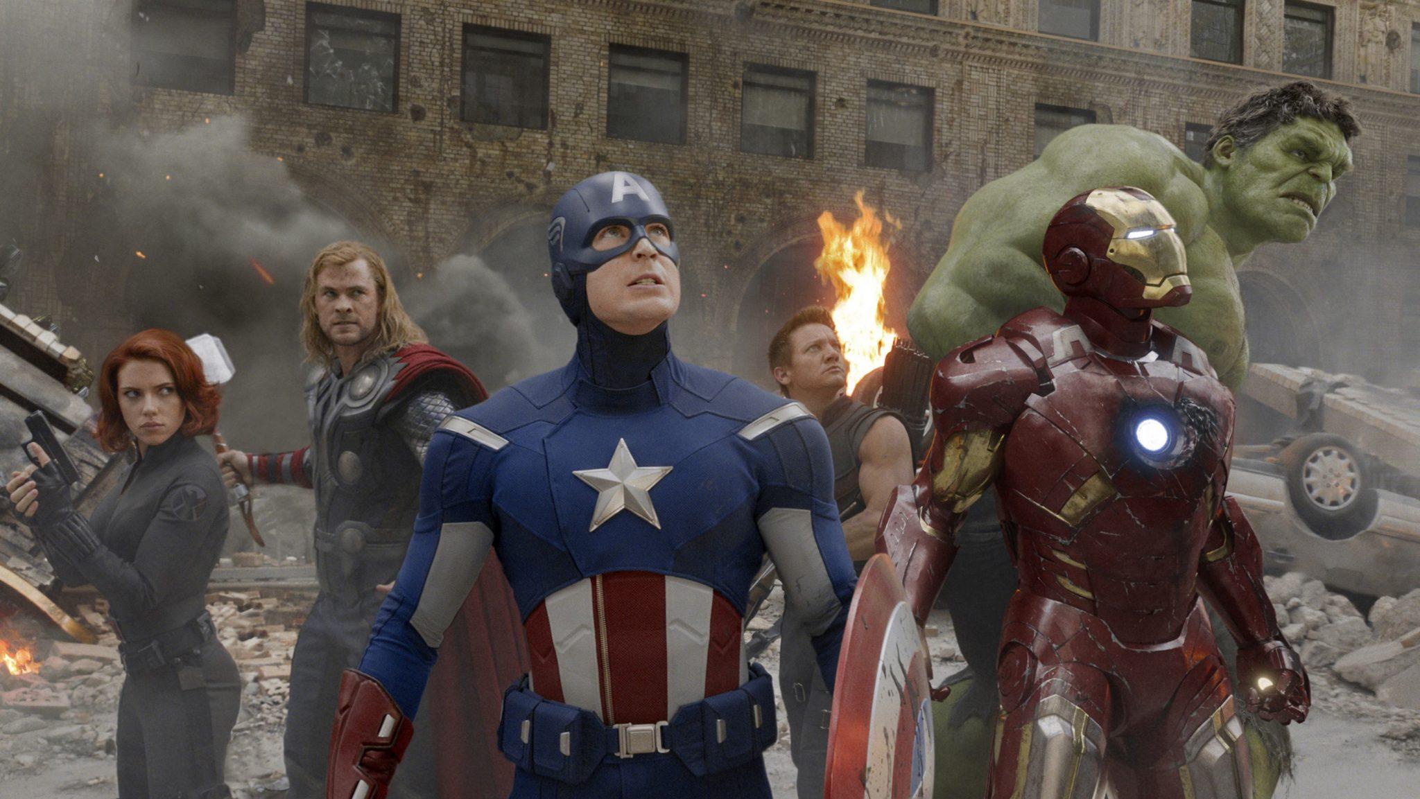 avengers vs age of ultron