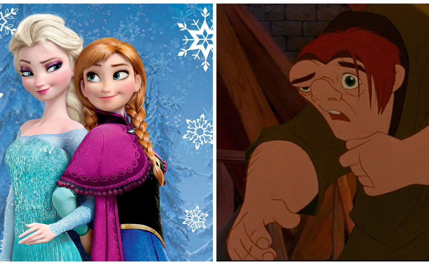 Snarcasm: Everyone in Disney Movies Is Related Because I Said So