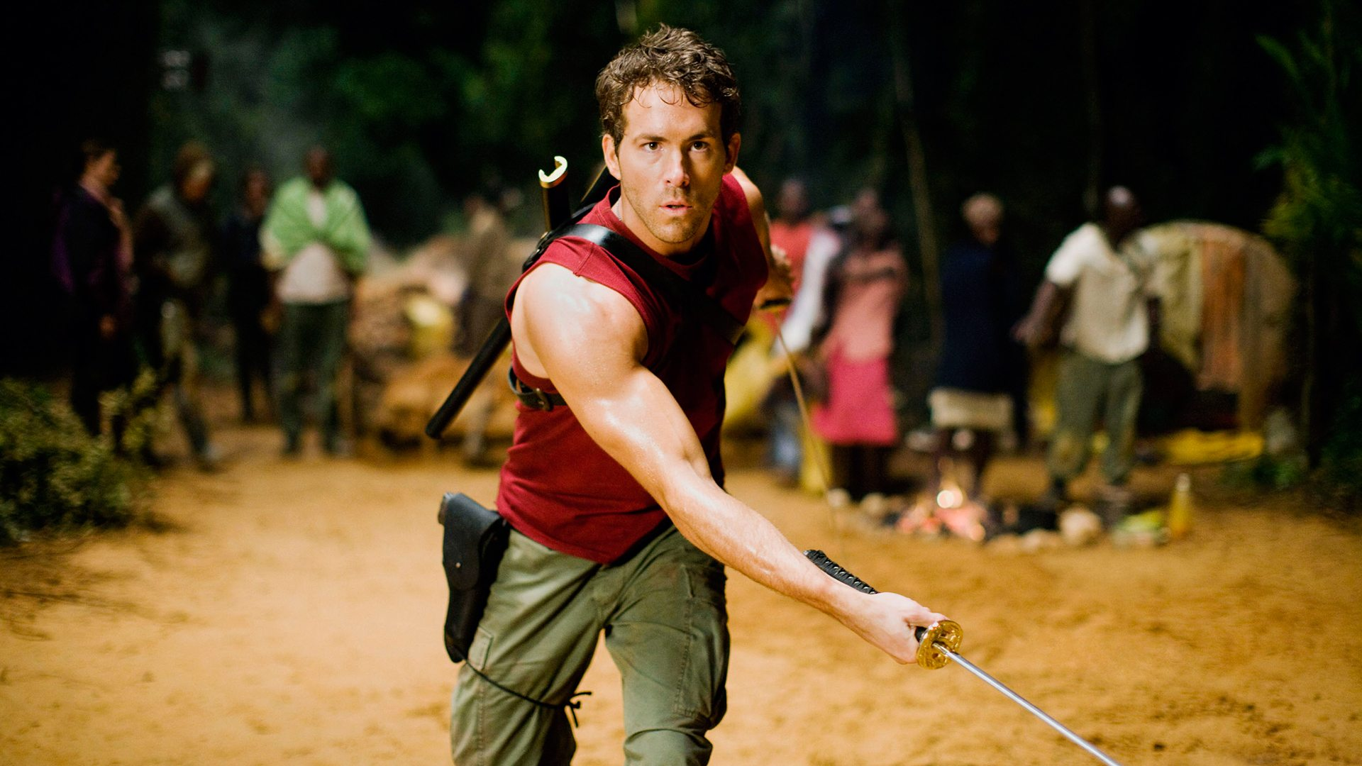 deadpool ryan reynolds x-men origins wolverine