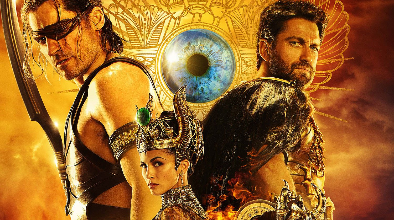 Review: 'Gods of Egypt' Is a Lot Better Than It Should Be