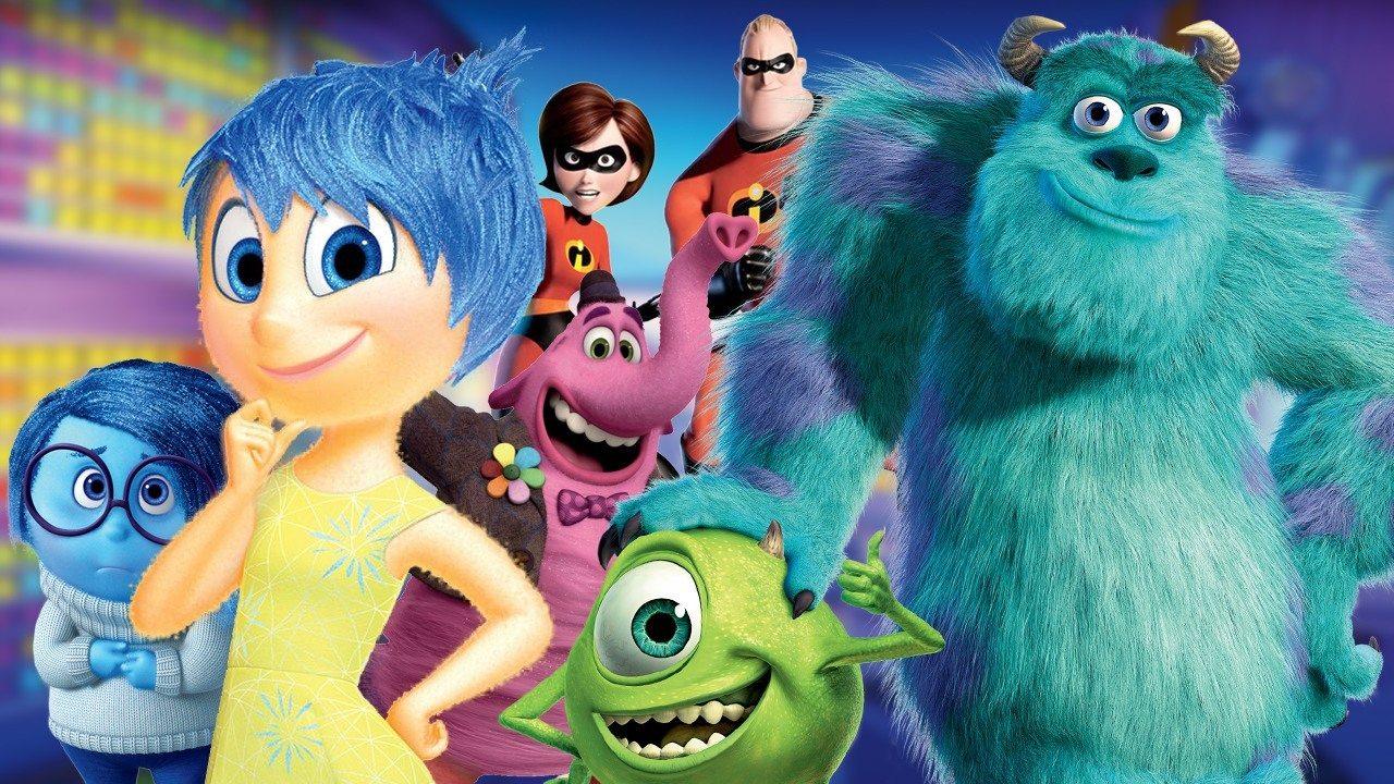 ultimate pixar movie