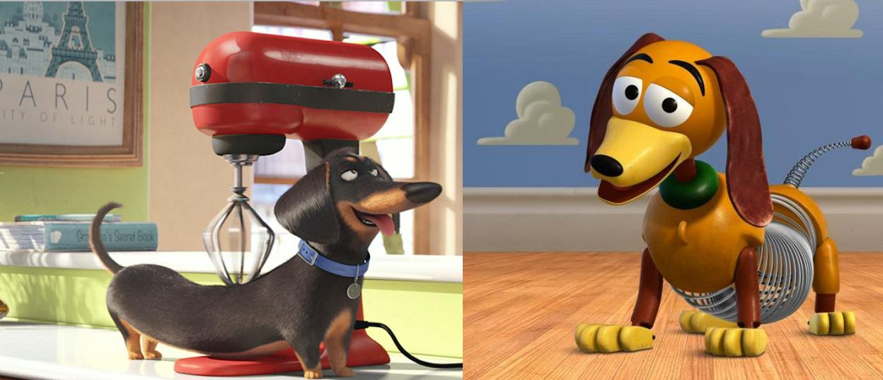toy story secret life of pets