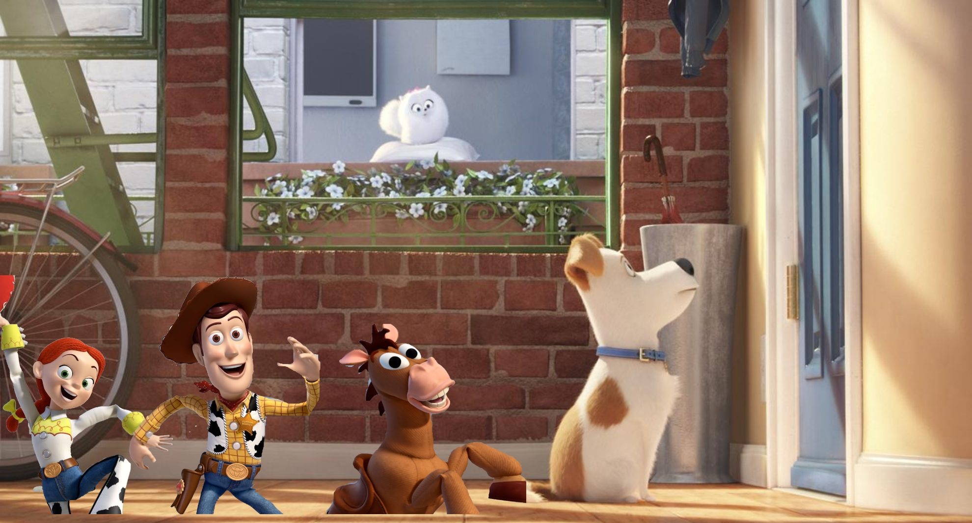 'The Secret Life of Pets' Is Weirdly Identical to 'Toy Story'