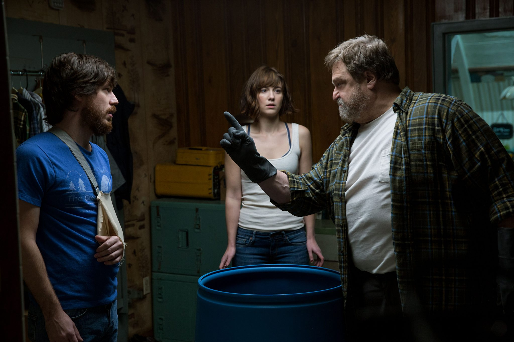 Review: 10 Cloverfield Lane Explores Clever New Ways to Build a Franchise
