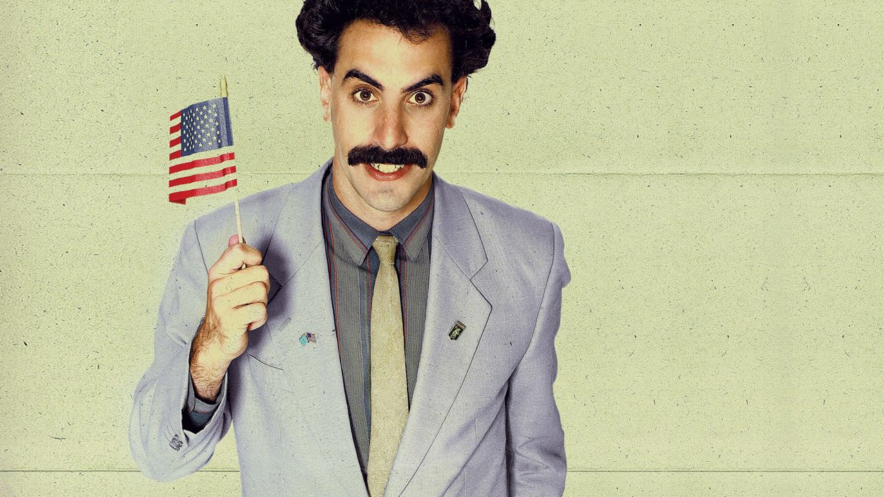 Retronalysis: Sacha Baron Cohen is the Only Great Thing About 'Borat'