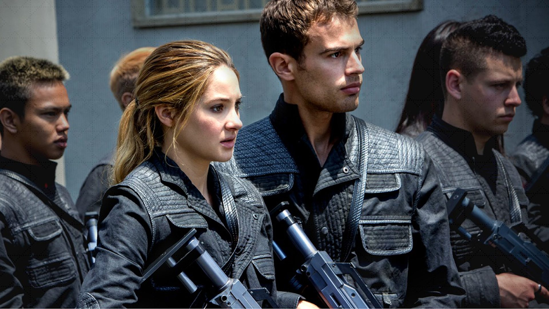 Divergent terrible good