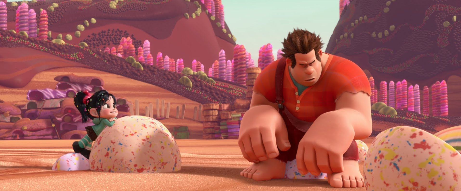 wreck-it ralph disney best