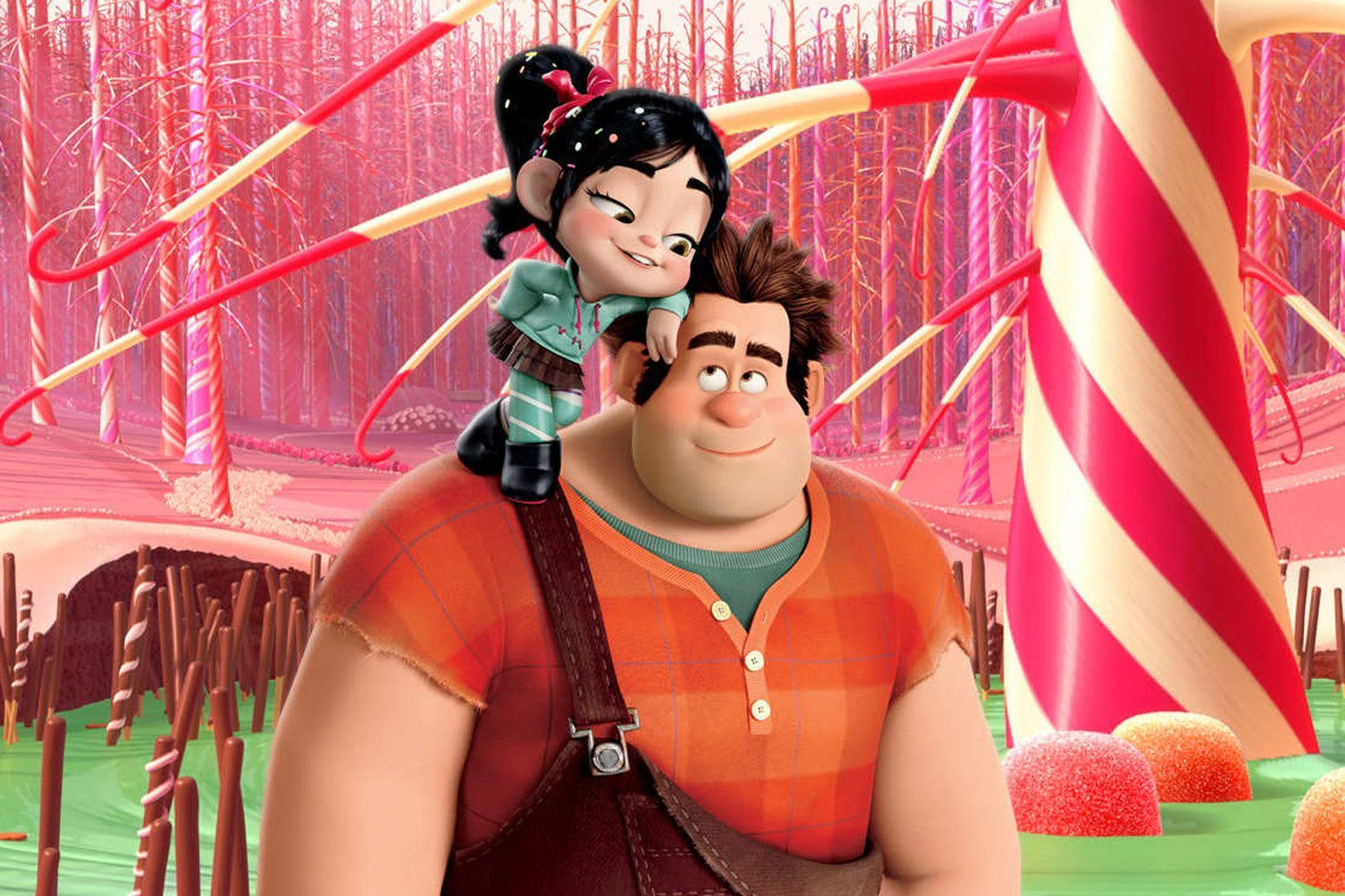 Unopinionated: 'Wreck-It Ralph' Is Disney's Best Computer Animated Film