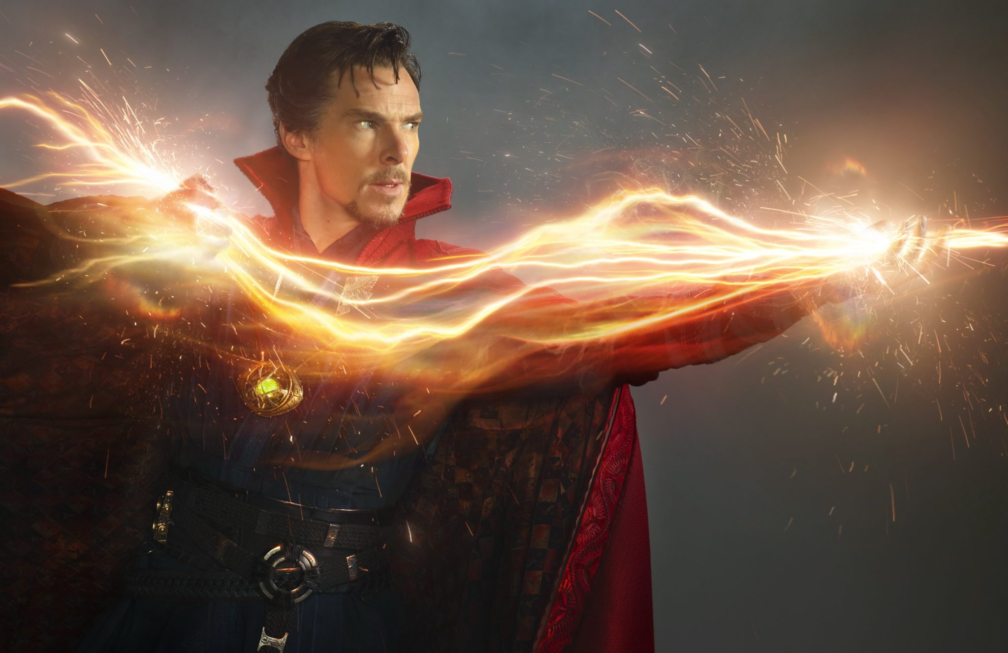 Snarcasm: The 'Doctor Strange' Teaser Is an Insult to Humanity
