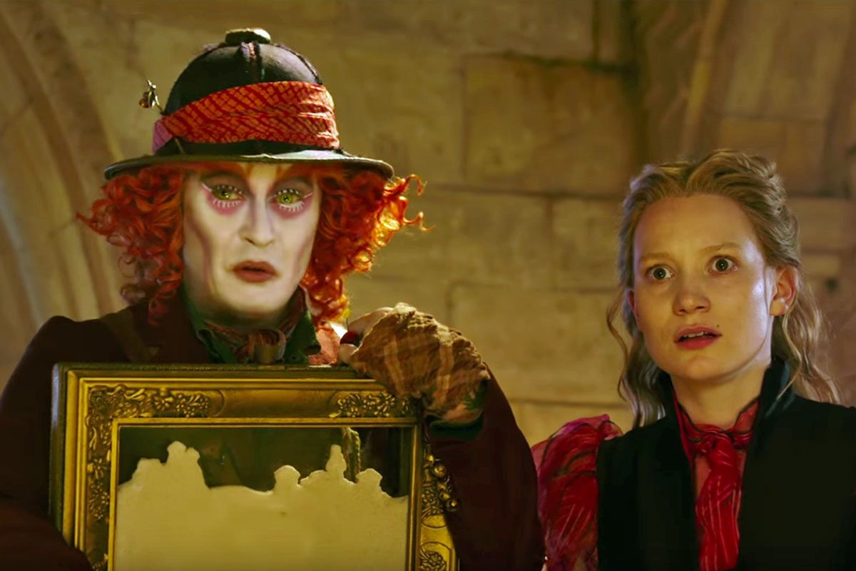 alice looking glass review