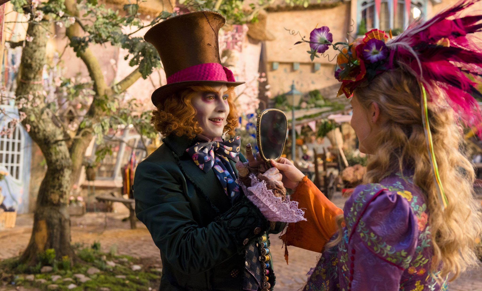 Review: 'Alice Through the Looking Glass' Is Weird For All the Wrong Reasons