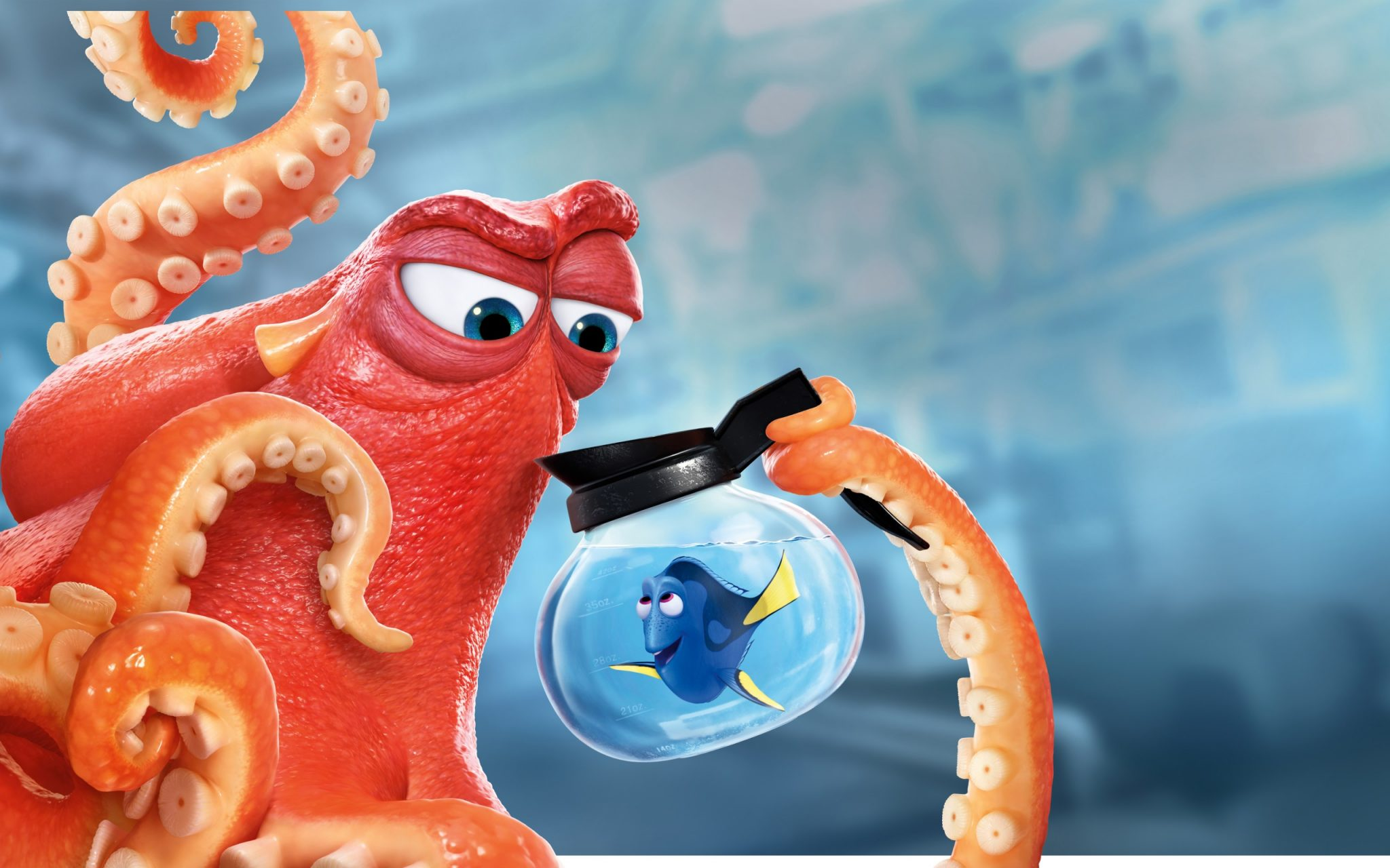 finding dory podcast review
