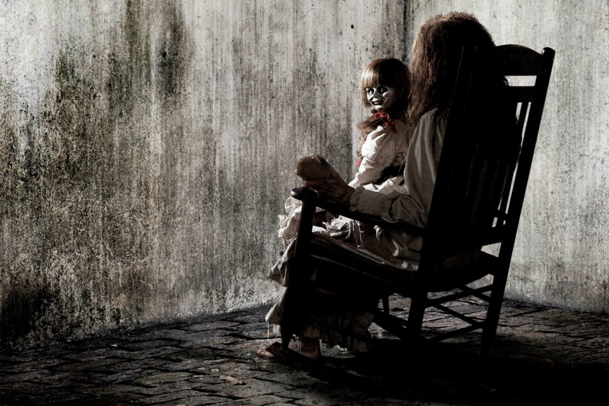 the conjuring opinion