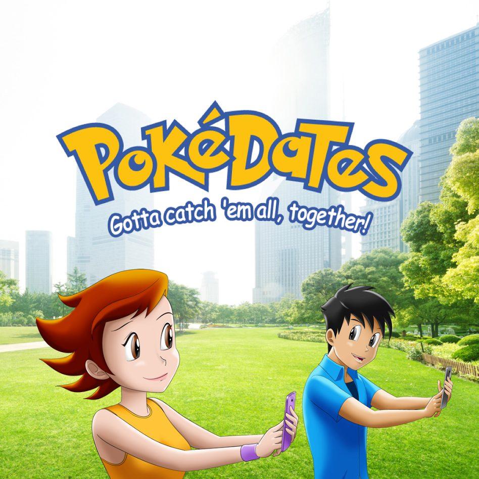 There's Already a Pokémon GO Dating Service