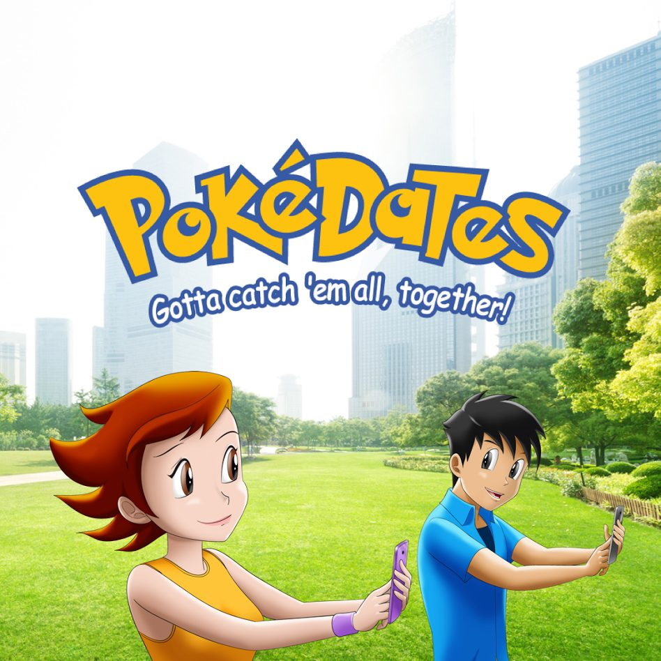pokemon go dating service