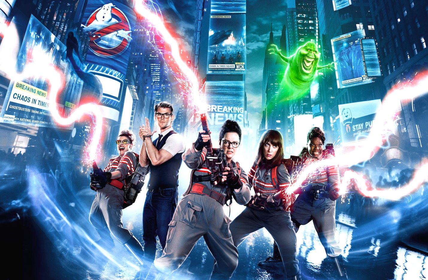 Review: The 'Ghostbusters' Reboot Suffers Most From Forced Nostalgia