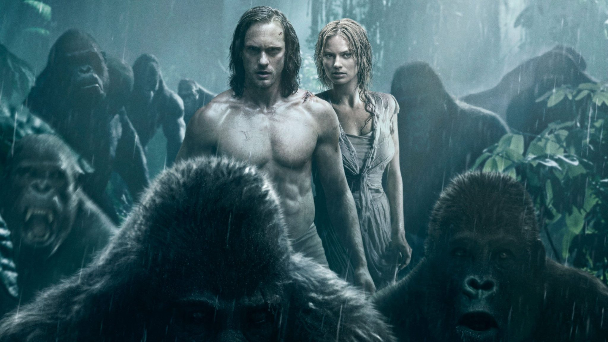 Why I Walked Out of 'The Legend of Tarzan'
