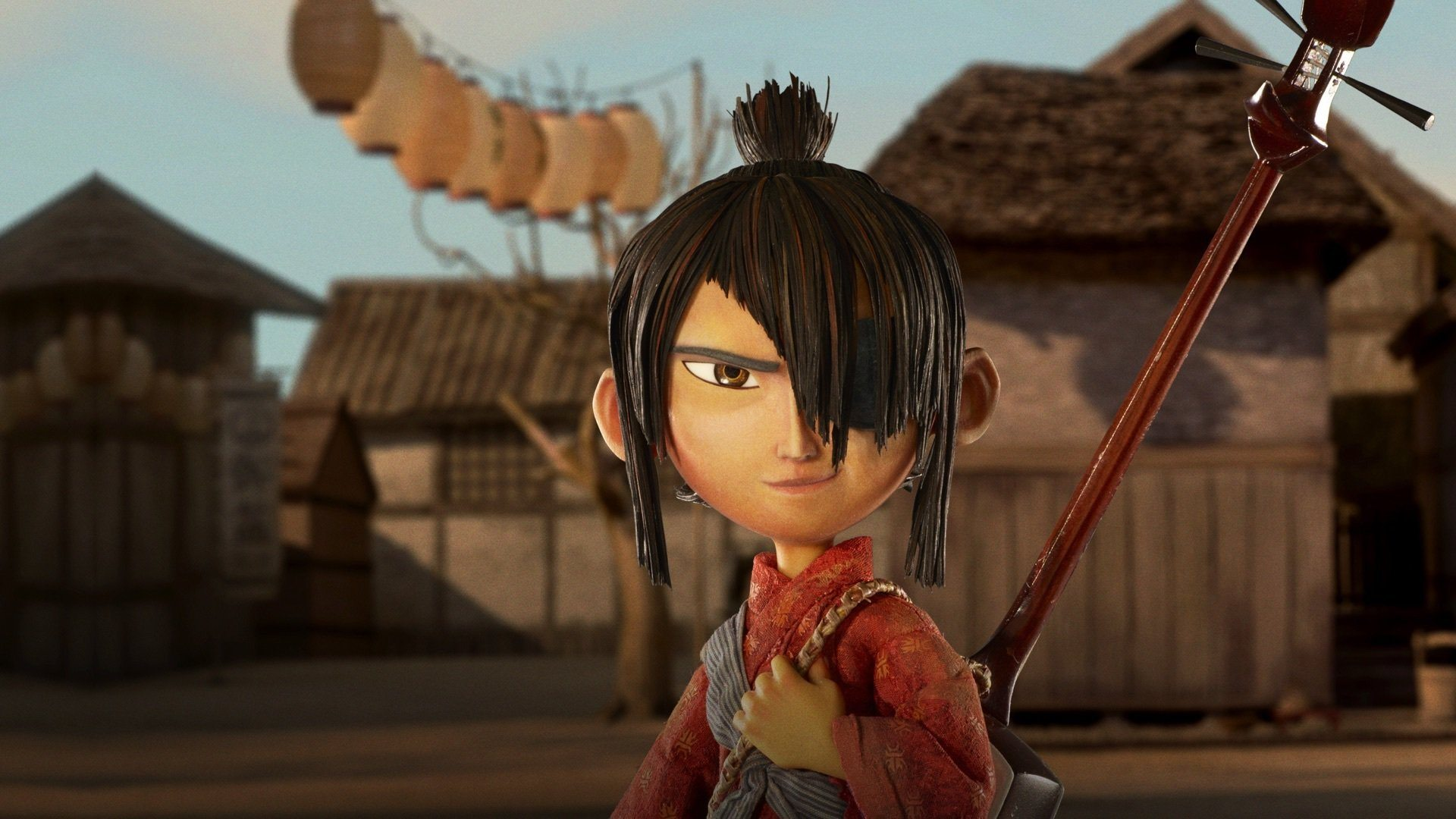 Review: 'Kubo and the Two Strings' Is a Leap Forward for Stop-Motion Animation