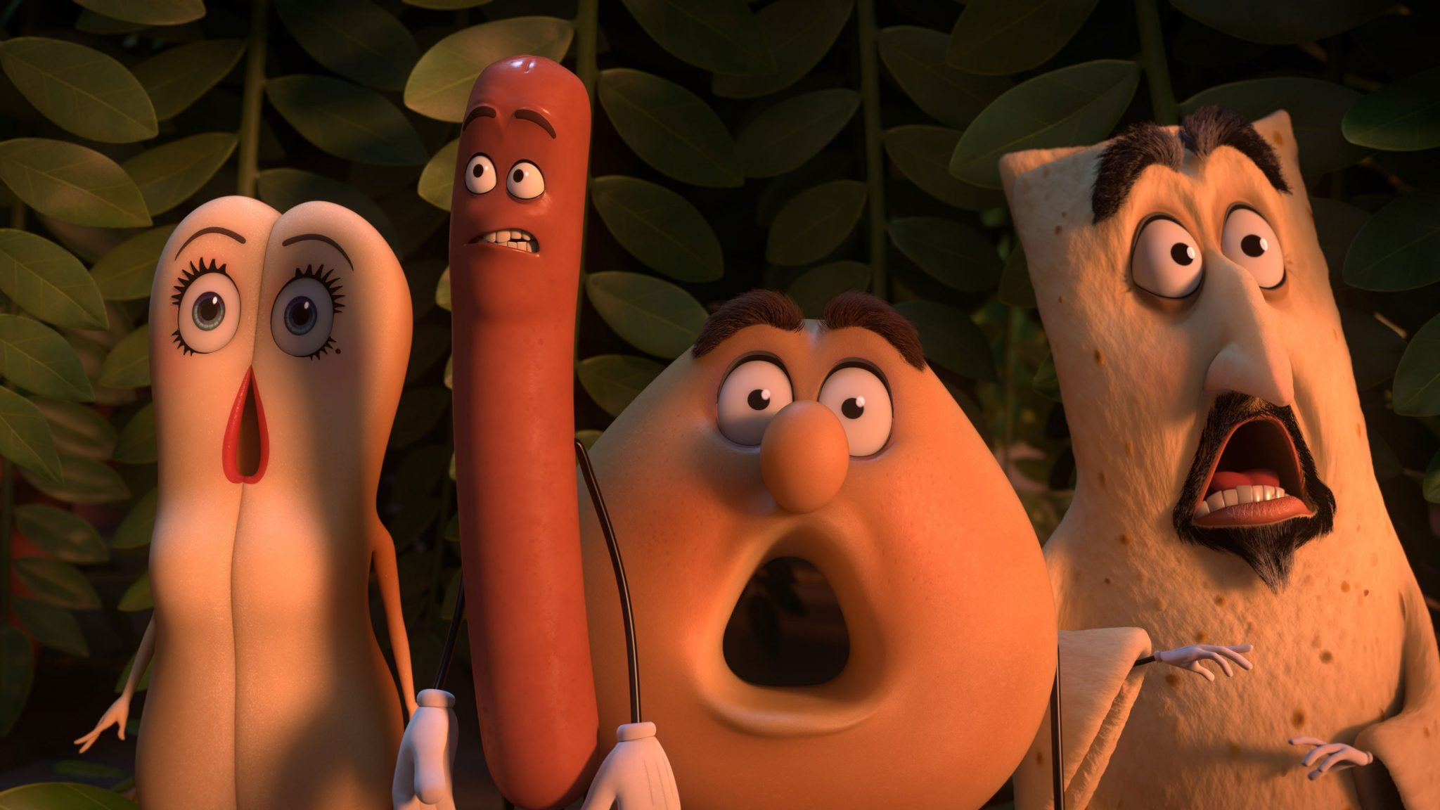 Review: 'Sausage Party' Should Have Been a Lot More Satisfying