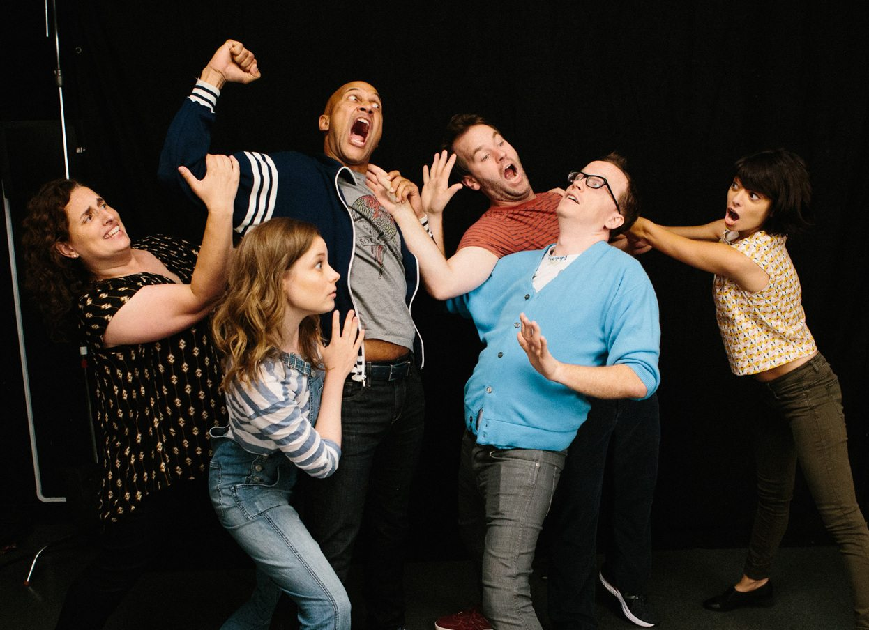 'Don't Think Twice' Is a Surprisingly Heartfelt Comedy About Improv