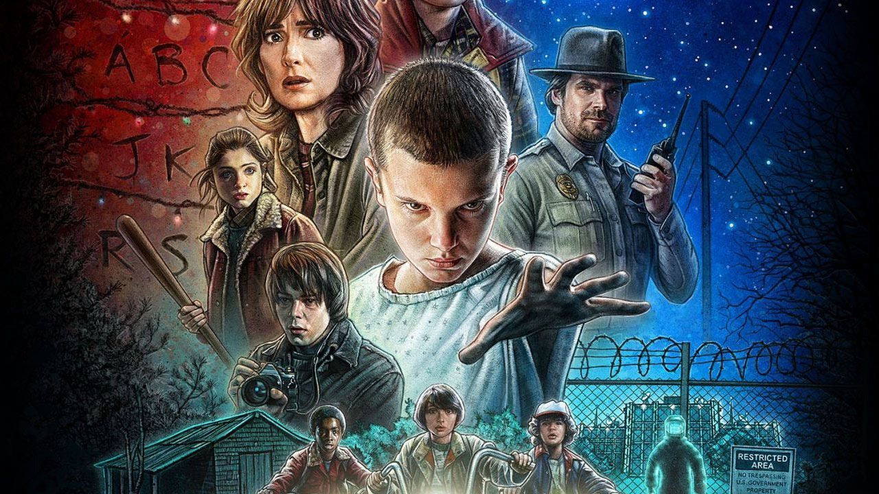 How 'Stranger Things' Ended up Becoming the Best Movie of the Summer