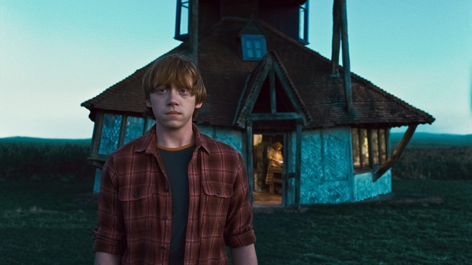 Yes, Ron Weasley Could Secretly Predict The Future In 'Harry Potter'