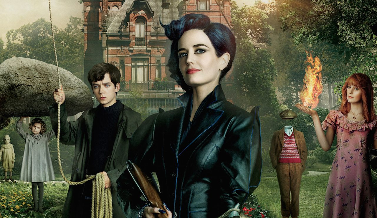 Review: 'Miss Peregrine's Home For Peculiar Children' Looks Nice, But Feels Hollow
