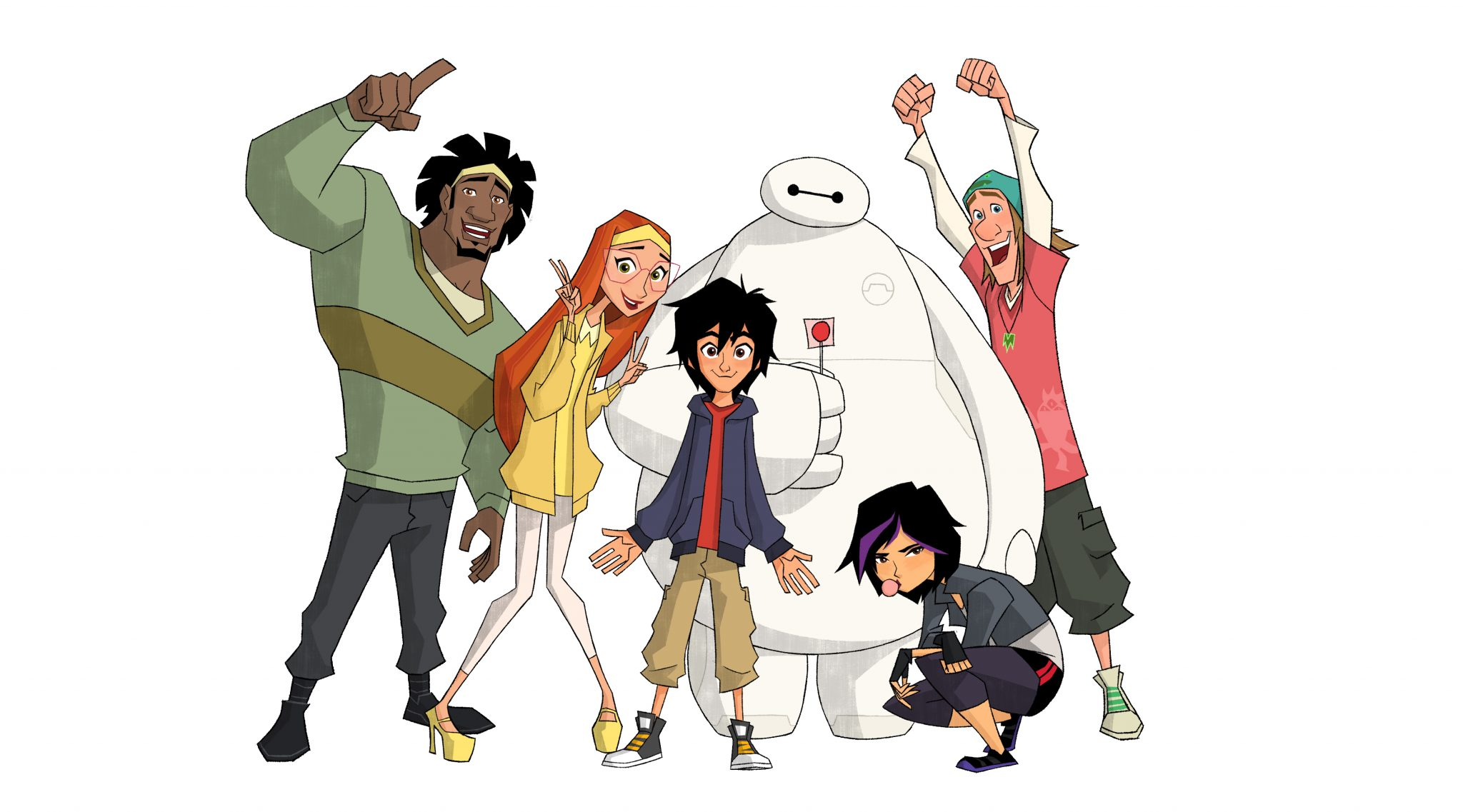 How 'Big Hero 6: The Series' Could Bring Back Tadashi