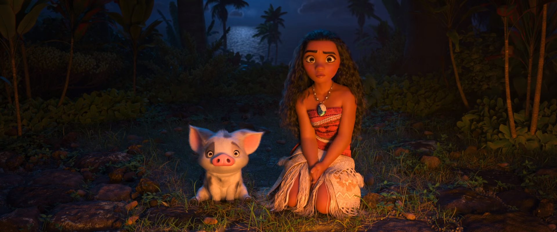 How 'Moana' Finally Settled The Disney Princess Debate