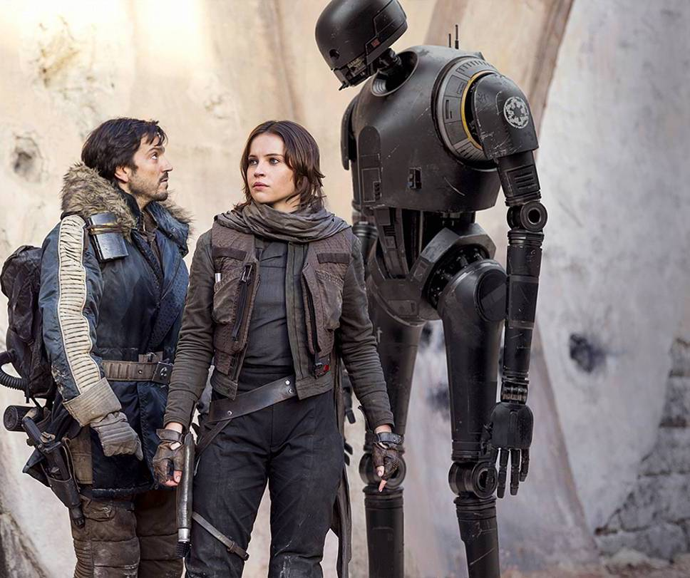 Review: 'Rogue One' Is About Half Of A Great Star Wars Movie
