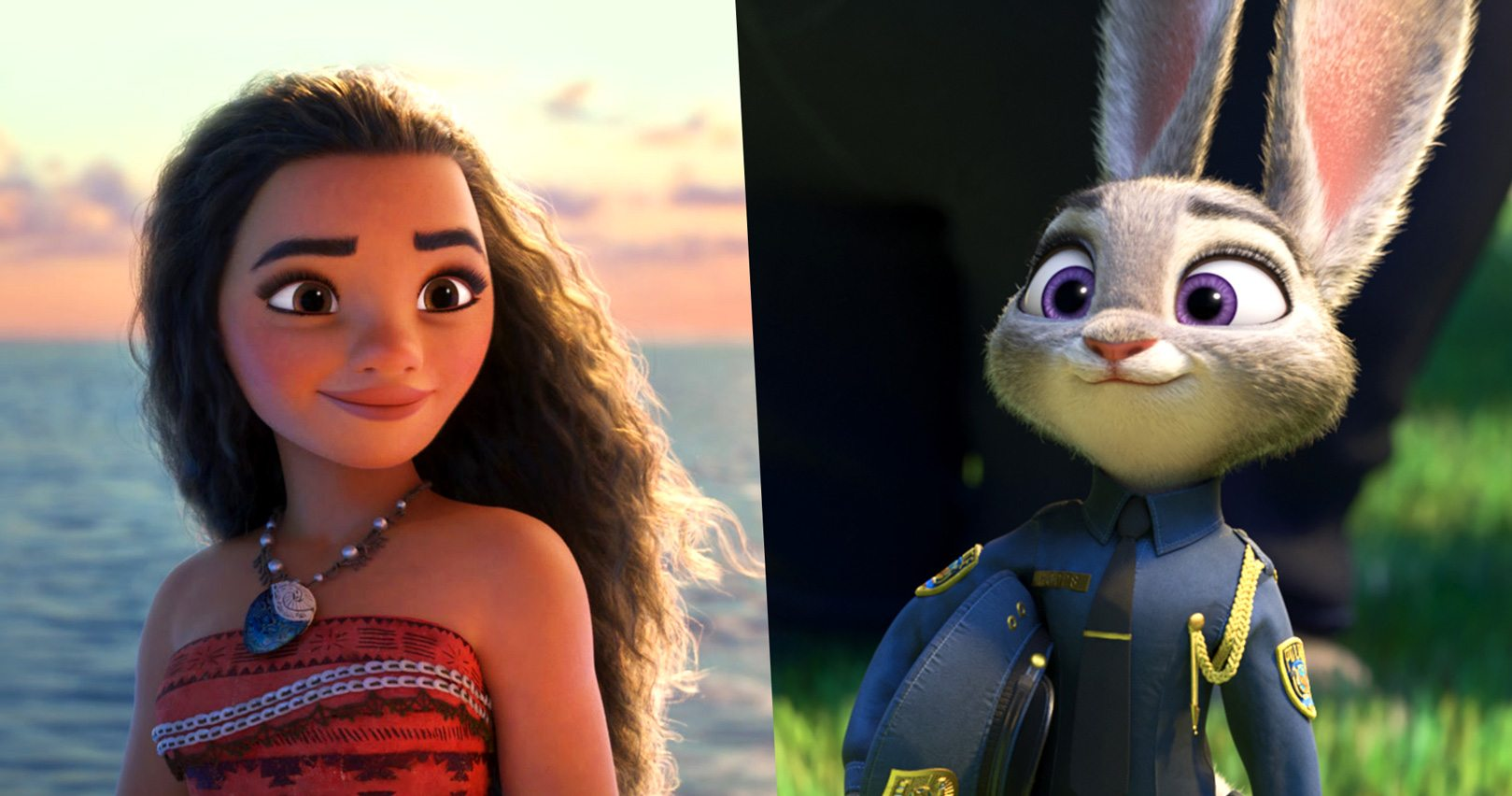 Which is Better: 'Zootopia' or 'Moana?' – The Pixar Detectives