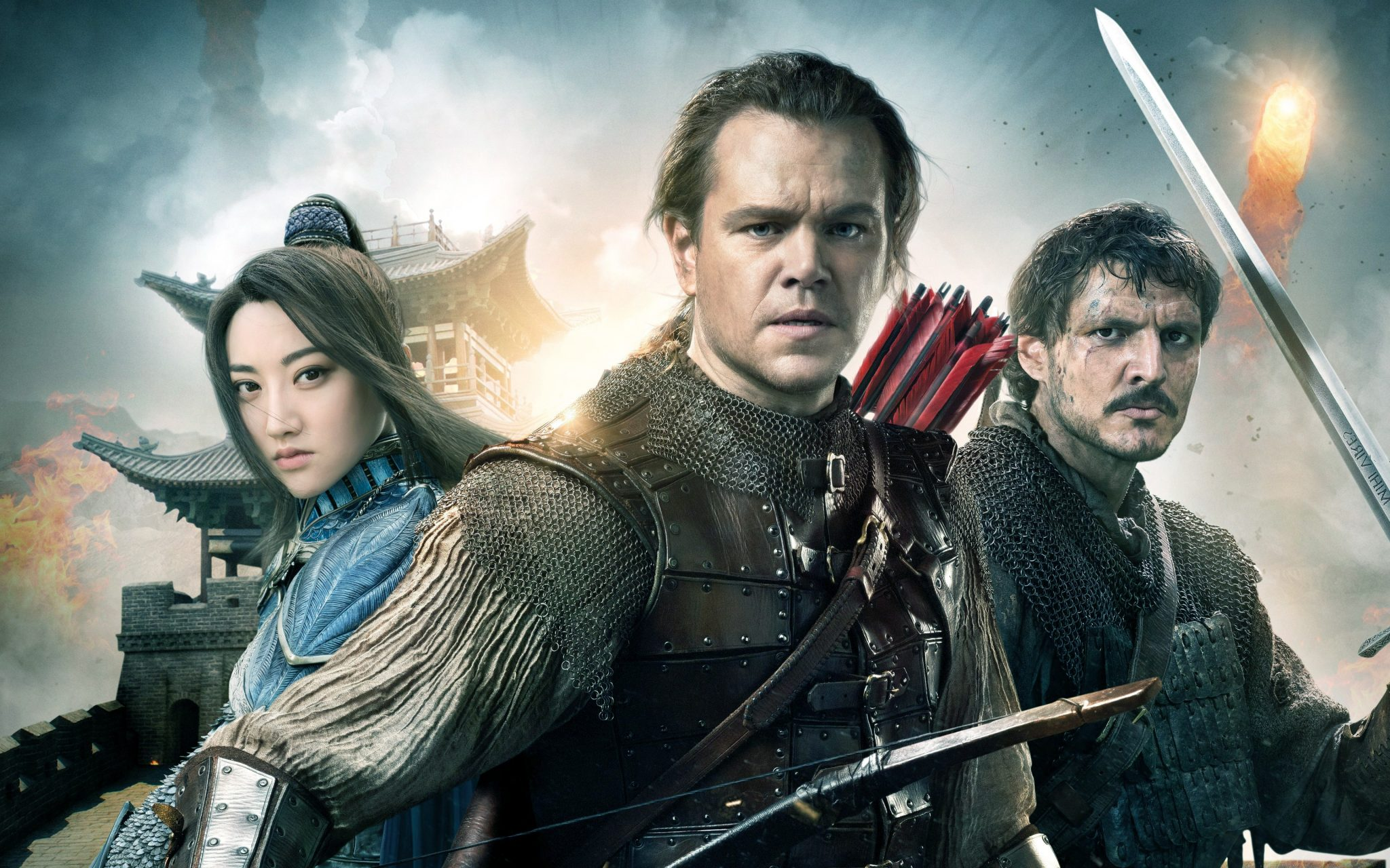 'The Great Wall' Is A Middling Mashup Of Western And Eastern Tropes