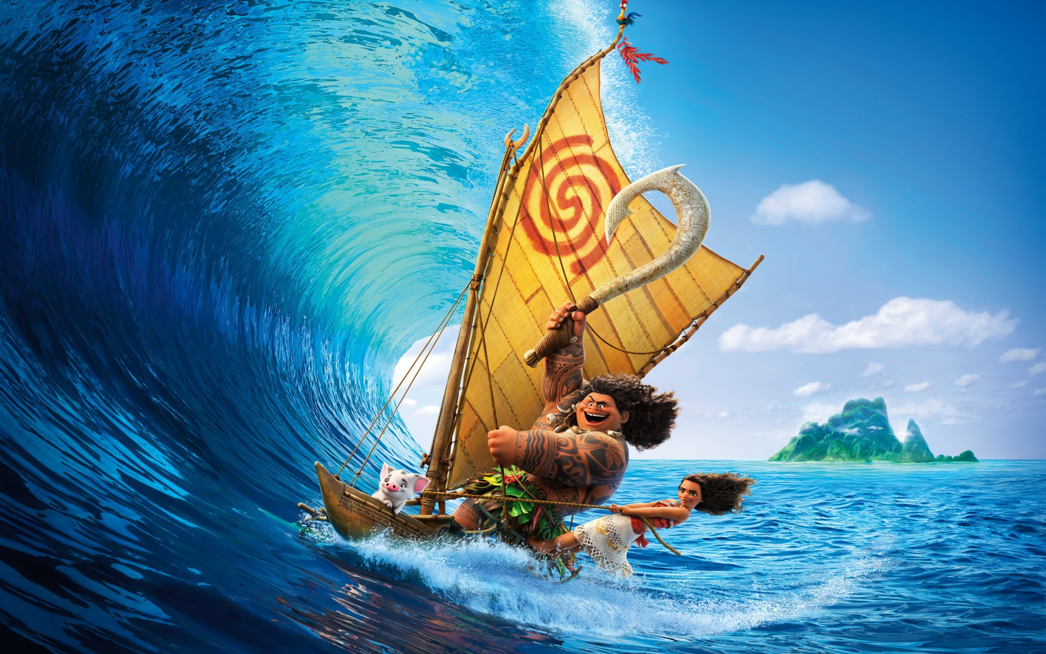 Snarcasm: 'Moana' Is Formulaic Once You Ignore All Of Its Originality