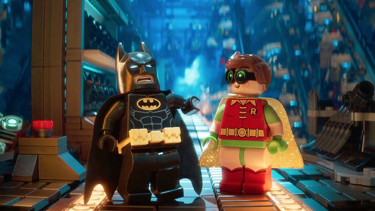 'The Lego Batman Movie' Has More Jokes Than It Does Laughs