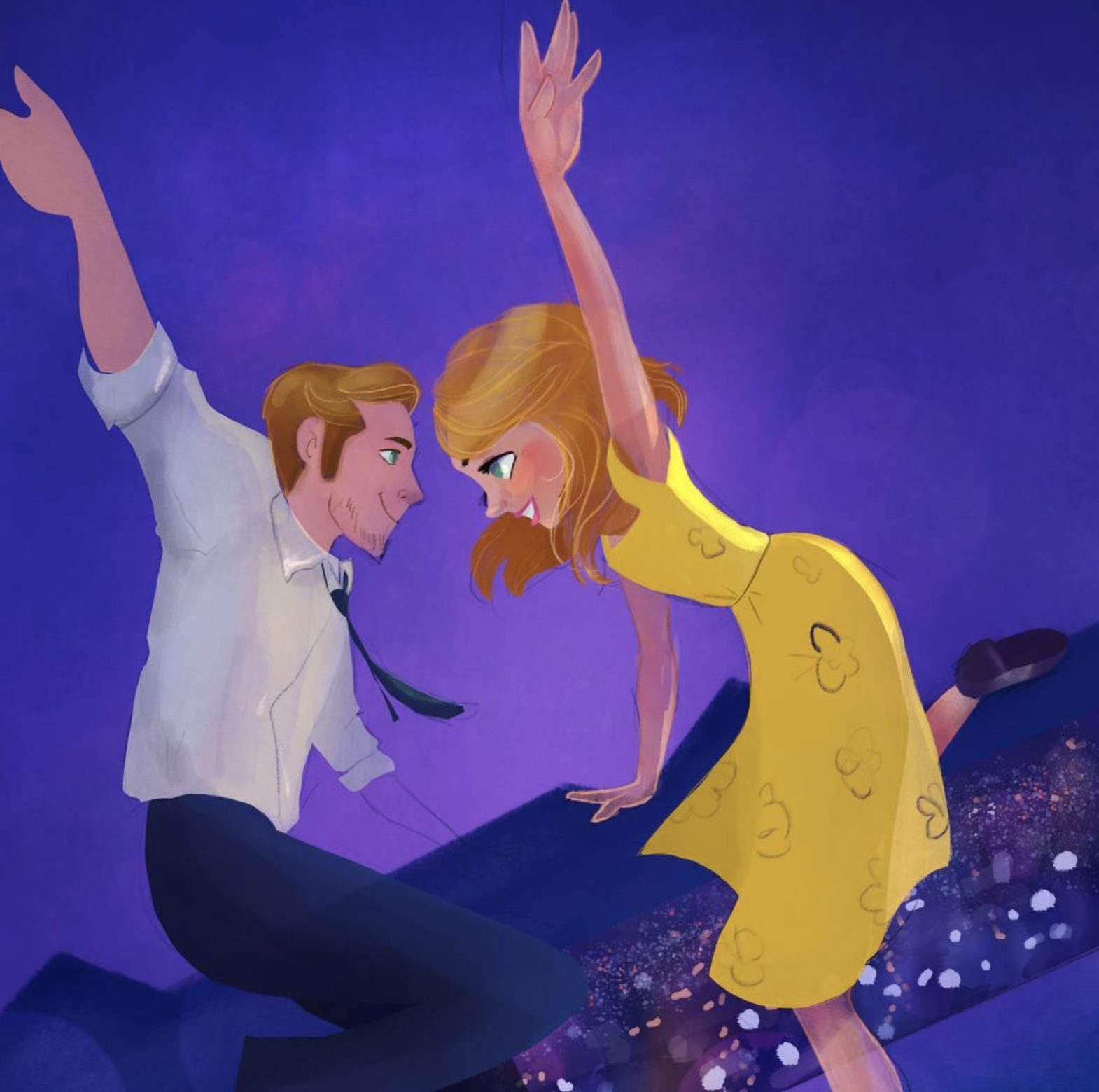 What If 'La La Land' Were A Pixar Movie? – The Pixar Detectives