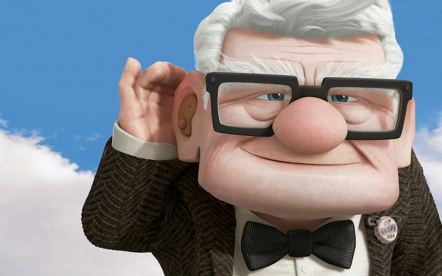 Snarcasm: Carl From 'Up' Is Insane And So Are You