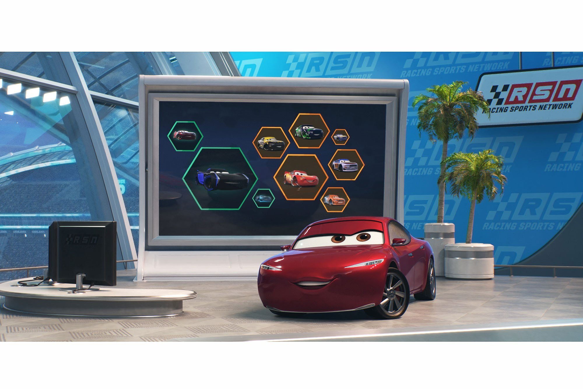 Who Are These New 'Cars 3' Characters? – The Pixar Detectives