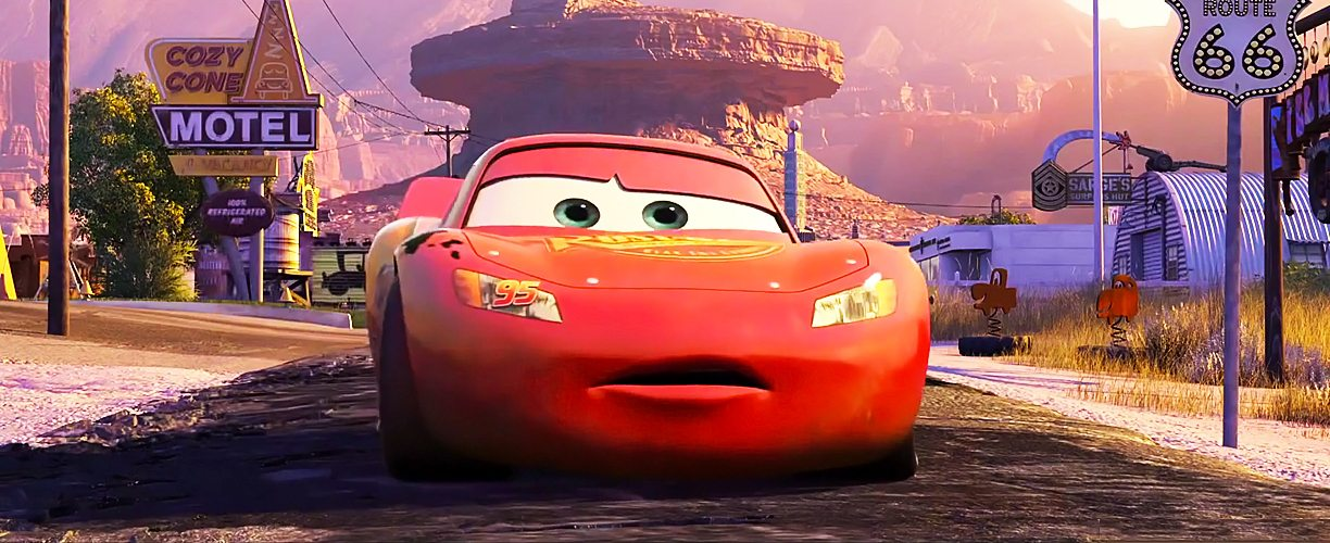 Snarcasm: The Cars in 'Cars' Aren't Really Cars. Obviously.