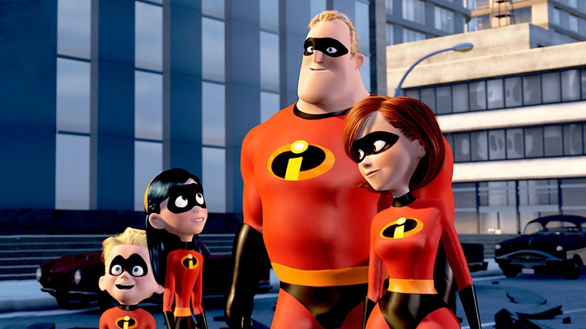 Top 30 Things You Didn't Know About The Incredibles – The Pixar Detectives