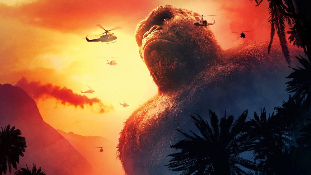 'Kong: Skull Island' Is A Quirky Adventure Just Barely Worth Taking