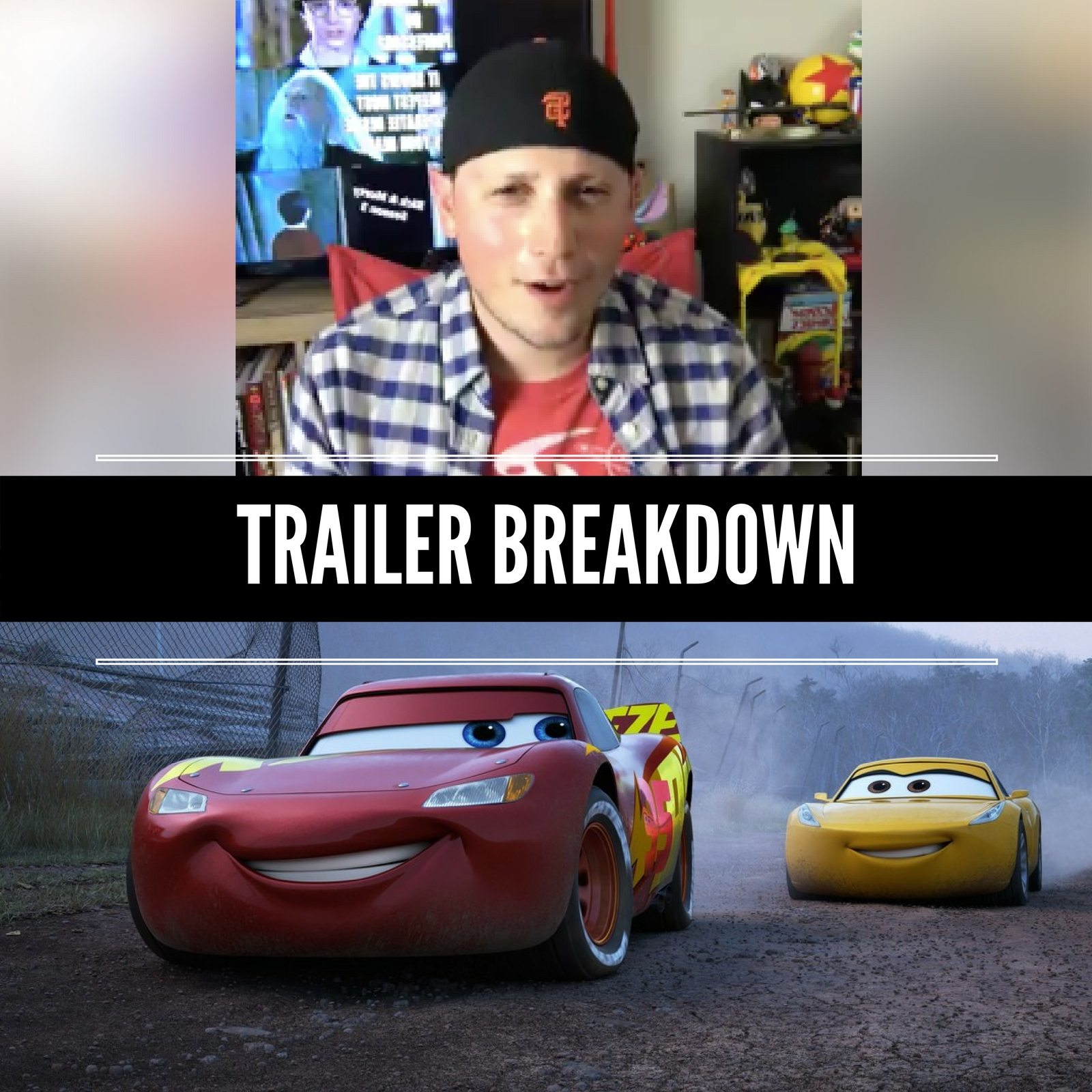 'Cars 3' Official Trailer Breakdown — The Pixar Detectives
