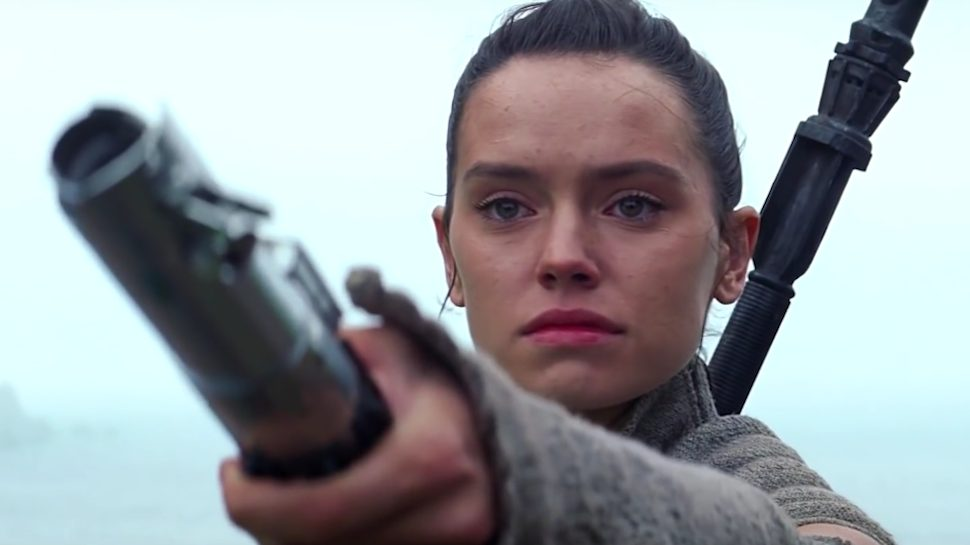 The LIGHTSABER Theory: Rey Is Not A Skywalker, Solo, Or Kenobi