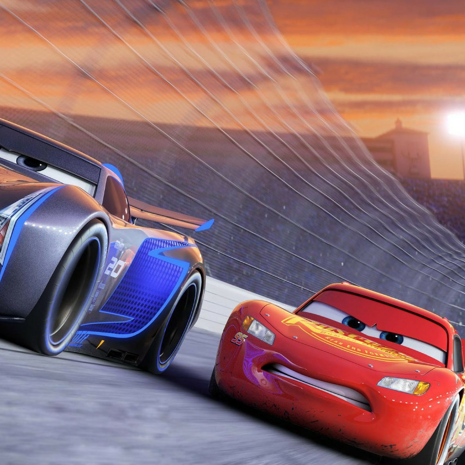 Why There Are No Humans In Pixar's 'Cars'