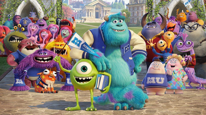 pixar movies