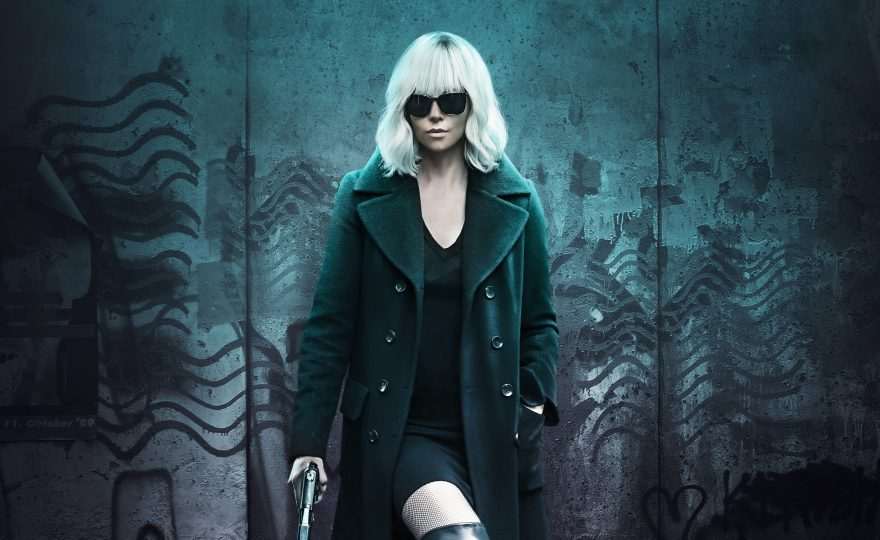 'Atomic Blonde' Looks Great But Pulls Too Many Punches