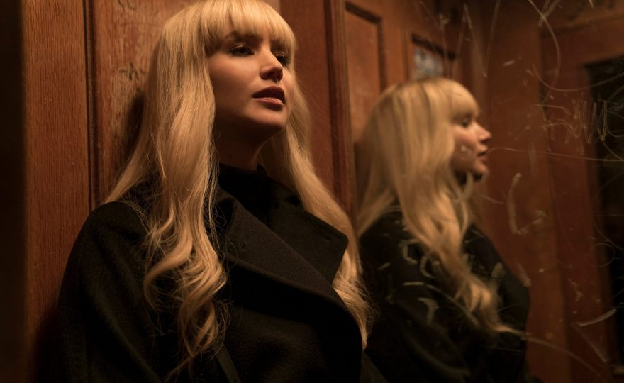 'Red Sparrow' Is Yet Another Misfire For Jennifer Lawrence