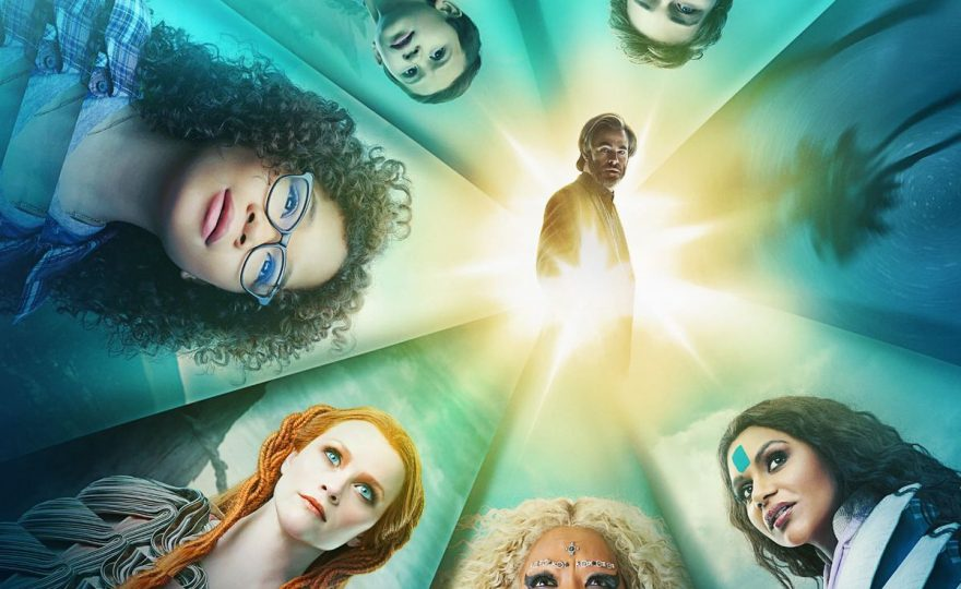 'A Wrinkle In Time' Takes Us Far, But Goes Nowhere