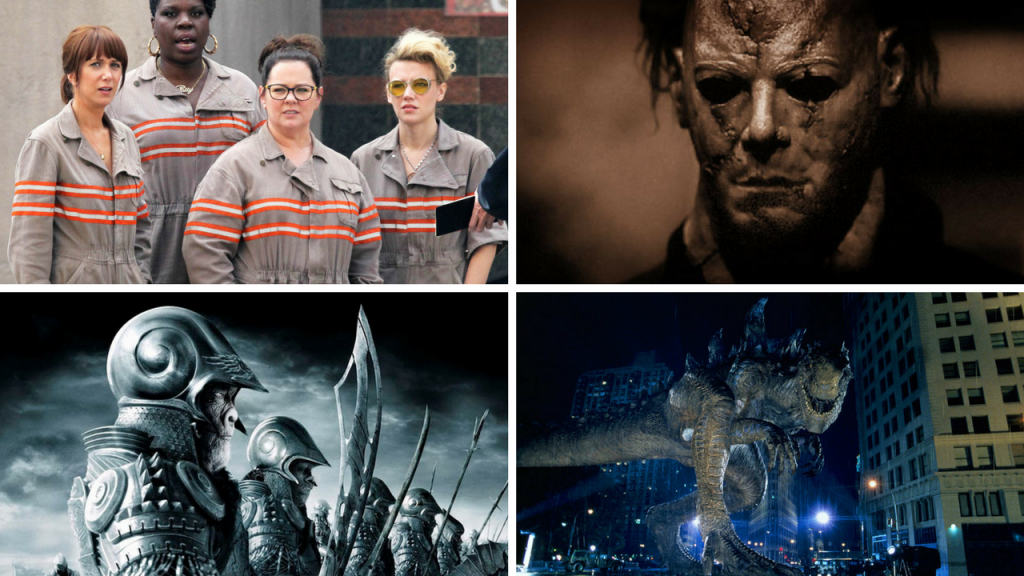 Top 5 Worst Remakes of All Time (Anyway, That's All I got)