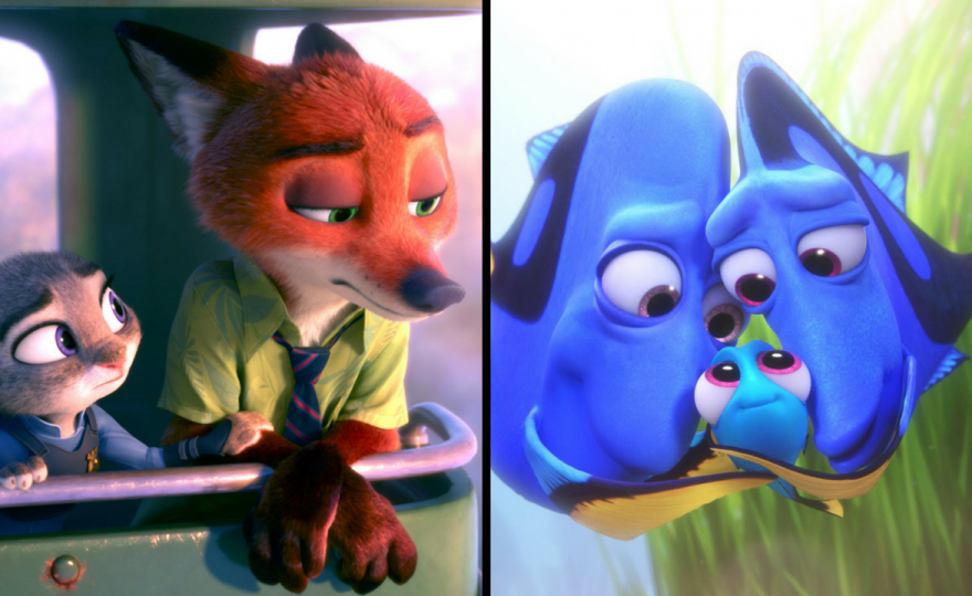 Which is Better: Zootopia or Finding Dory?