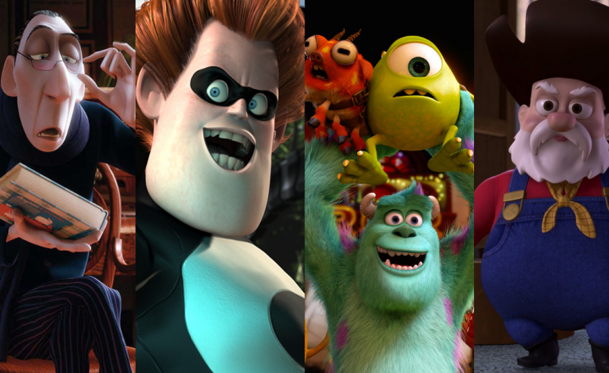 Which Pixar Plot Twist is the Best? (And Worst)